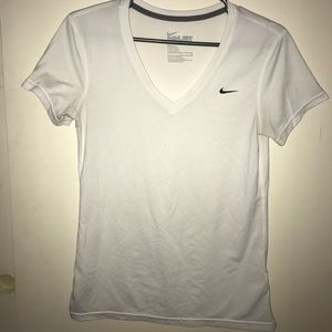Nike Dri-Fit V-neck Tee